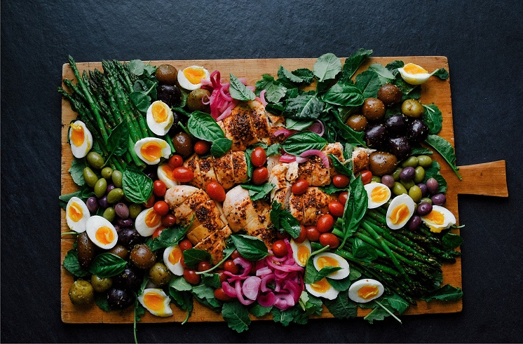 nicoise salad honey aleppo pepper seasoning victoria gourmet recipe