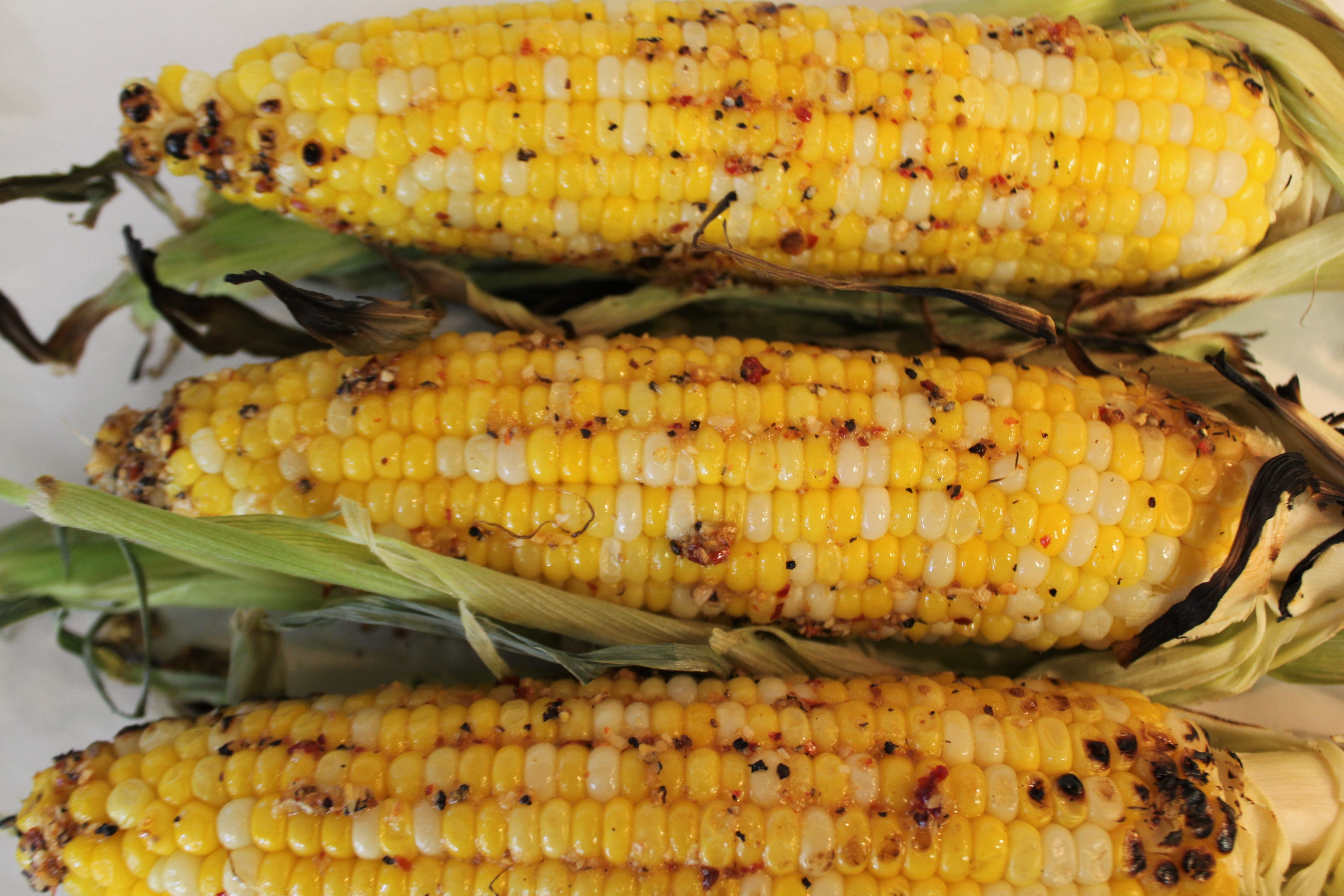 lemon pepper grilled corn no salt seasoning spices victoria gourmet recipe