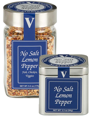 no salt lemon pepper seasoning spicy victoria taylor