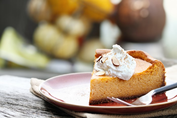 pumpkin cheesecake pie spice seasoning victoria gourmet recipe