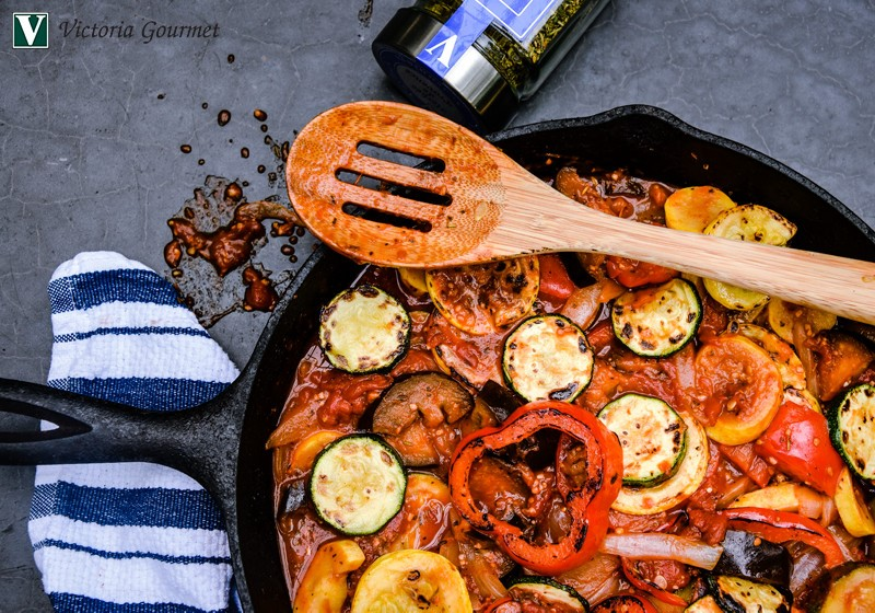 ratatouille herbs de provence seasoning victoria gourmet recipes