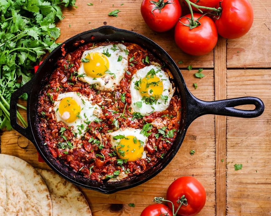 shakshuka mediterranean seasoning spices victoria gourmet recipes