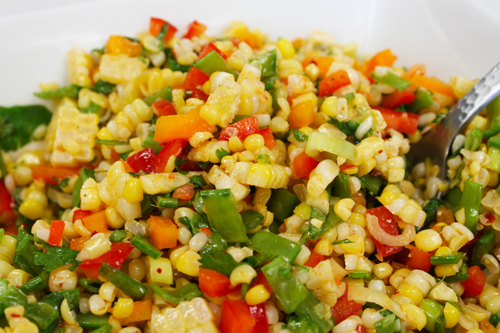 grilled corn salad loaded with and grilled corn salad grilled corn ...