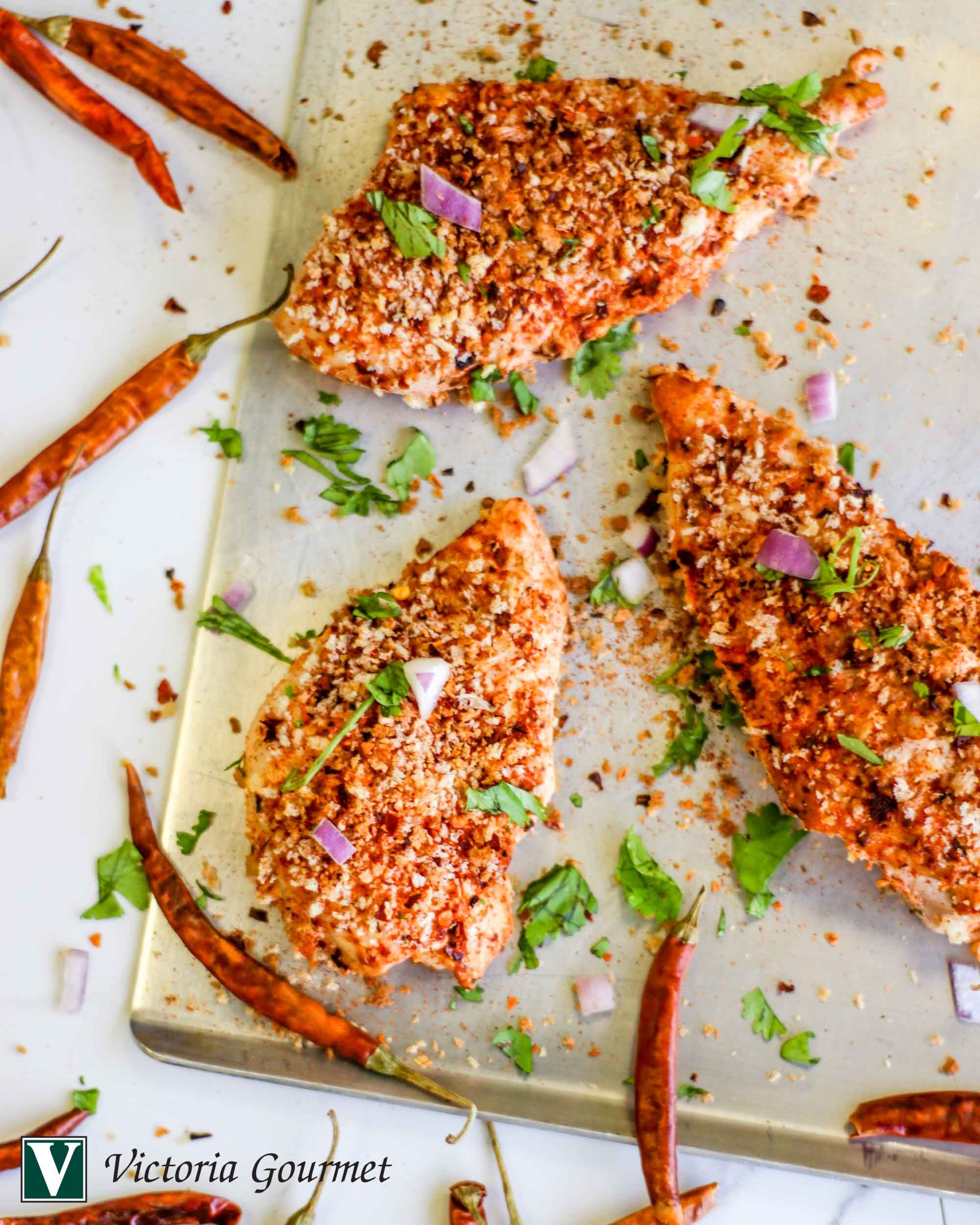 smoky paprika chipotle baked chicken seasoning victoria gourmet recipes