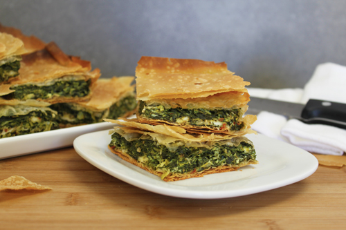 sicilian spanakopita seasoning victoria gourmet recipes