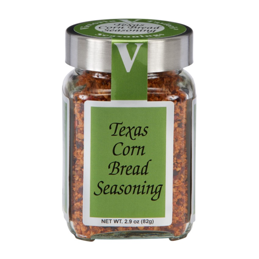 texas corn bread seasoning victoria taylor