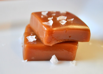 chipotle pepper sea salt caramels sweet heat victoria gourmet recipe