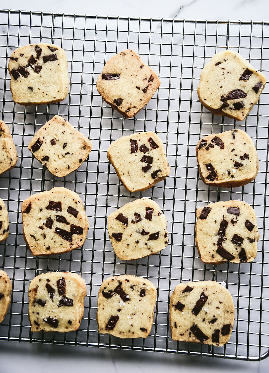chocolate chip shortbread anglesey sea salt victoria gourmet recipe