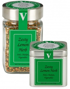 zesty lemon herb herbs spices victoria taylor