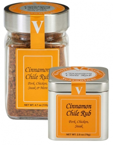 cinnamon chile rub smoky spicy victoria taylor