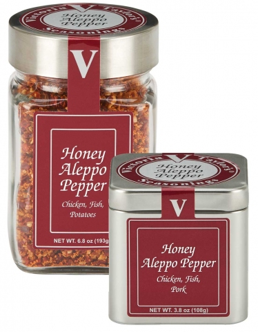 honey aleppo pepper spicy sweet victoria taylor