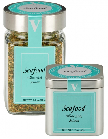 seafood seasoning enhance flavor victoria taylor