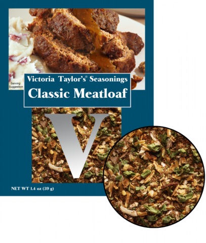 meatloaf classic seasoning one time use victoria taylor
