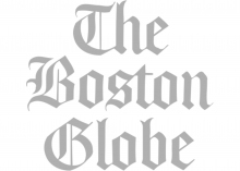 boston globe logo accolade victoria gourmet