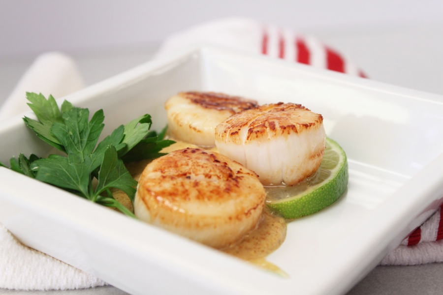 scallop curry sauce seasoning spices victoria gourmet recipes
