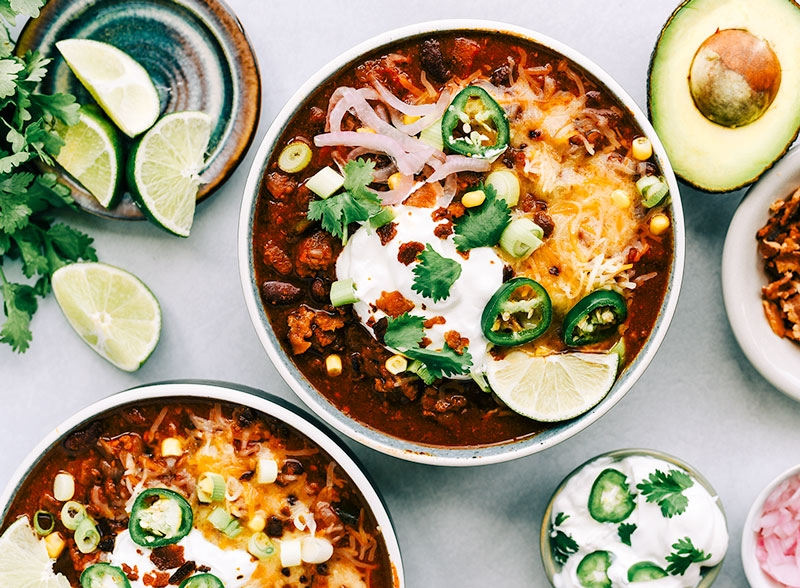 sunday supper chili crowd texas red spices victoria gourmet recipes