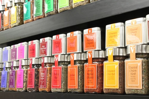 New Year Kitchen Tip: Check Your Spices