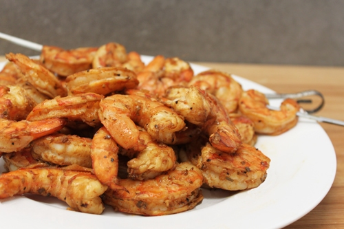 Pete's New Orleans Grilled Shrimp