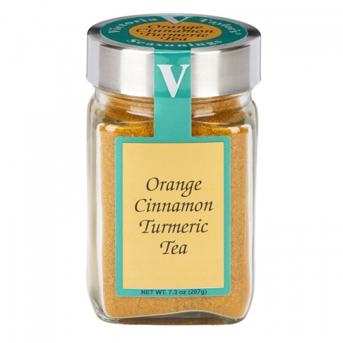 orange cinnamon turmeric tea victoria taylor