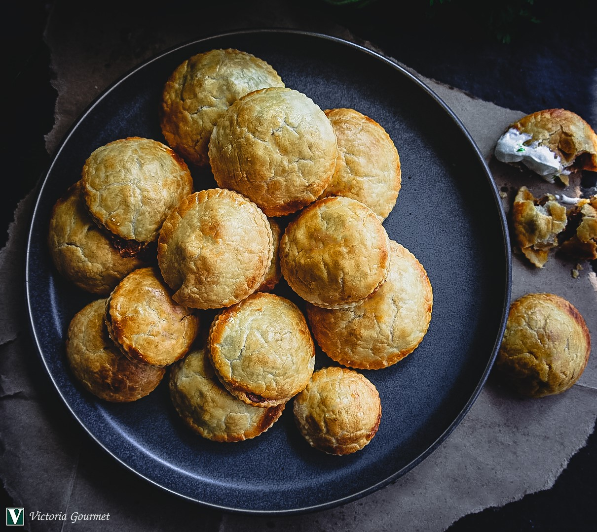 taco hand pies texas red seasoning victoria gourmet recipes