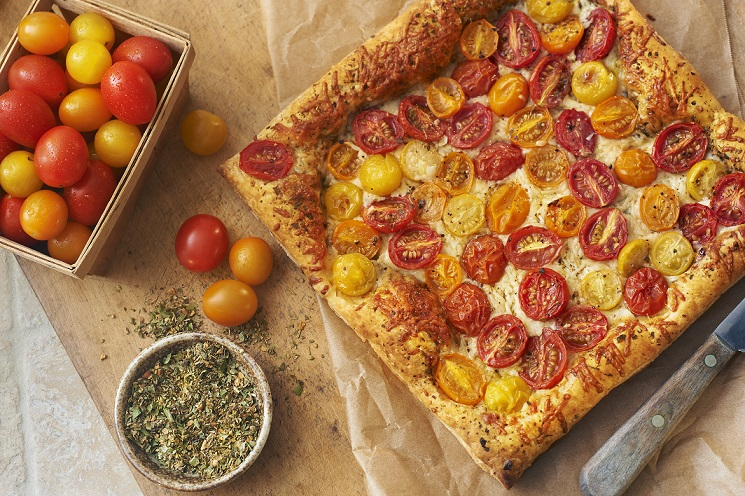 tomato tart mediterranean seasoning spices victoria gourmet recipes